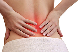 Hondrocream against back pain