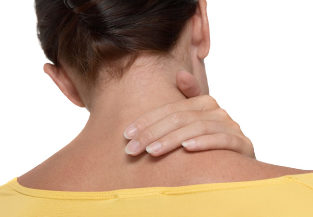 how to get rid of acute pain in the neck